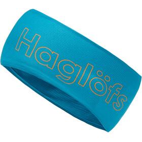 Haglöfs Lite Headband Mosaic Blue